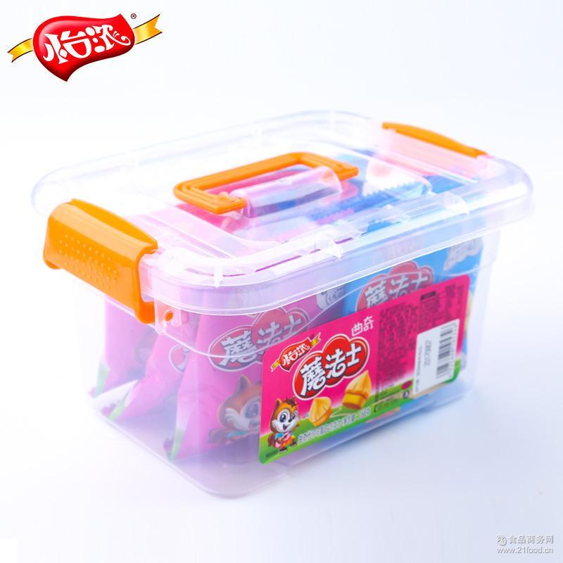 怡浓曲奇饼干巧克力盒装小食品代可可脂超市儿童零食品厂家批发