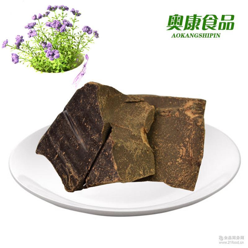 纯可可黑巧克力可可液块苦料可可膏巧克力点心等食品原料