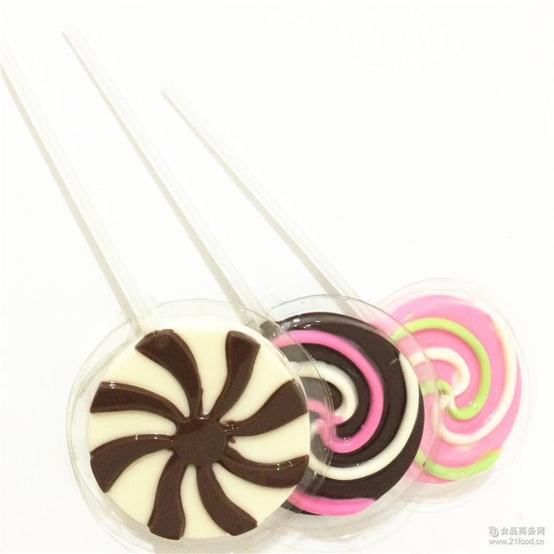 厂家直销35g*24支风扇造型巧克力糖果复活节糖果玩具糖果批发