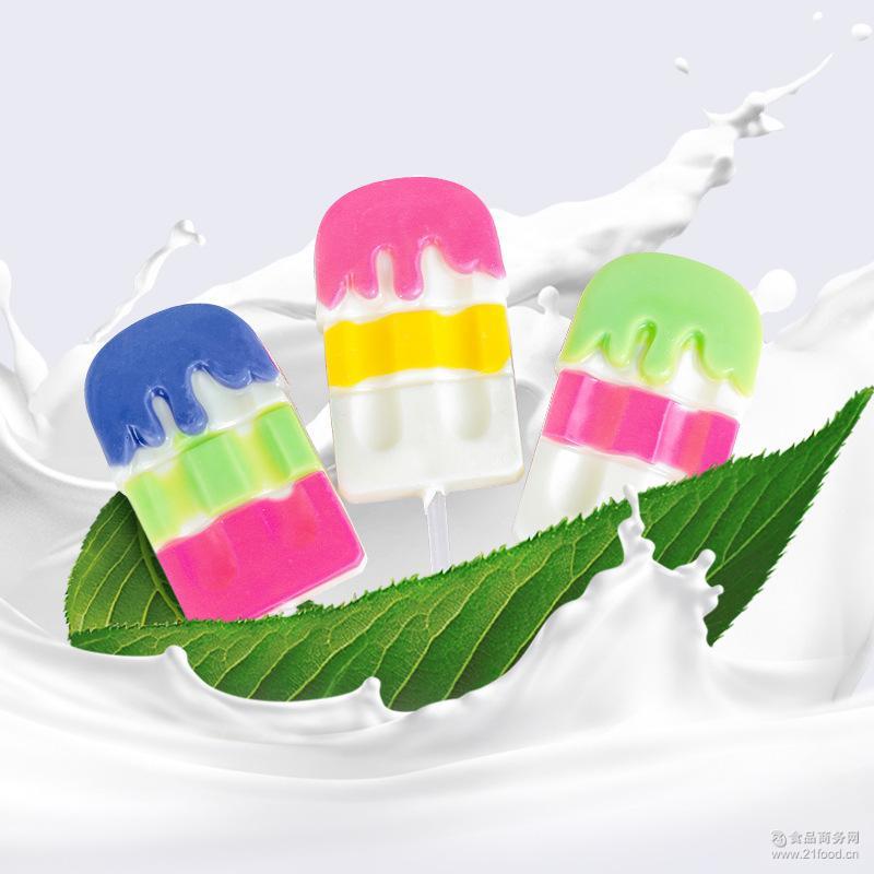 批发休闲零食非喜糖食品巧克力35g冰棒巧克力棒棒糖 散装造型糖果
