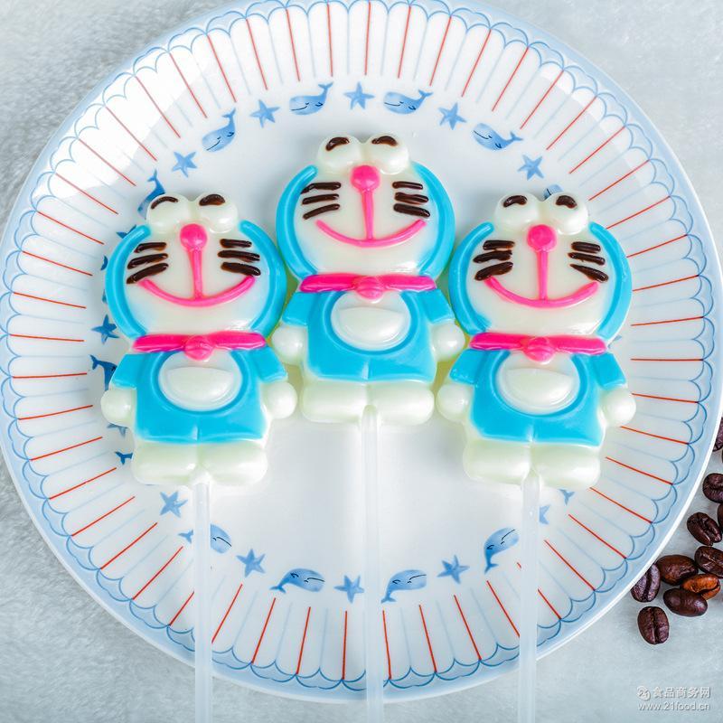 巧克力棒棒t 60g叮当猫棒棒糖 散装巧克力 休闲食品 新品非喜糖