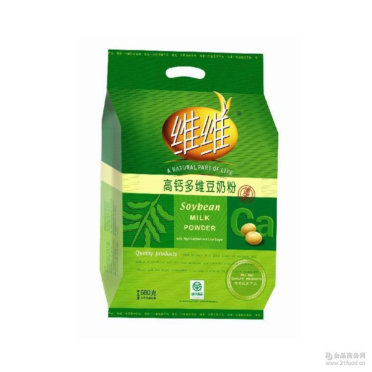 680g维维高钙多维速溶豆奶粉
