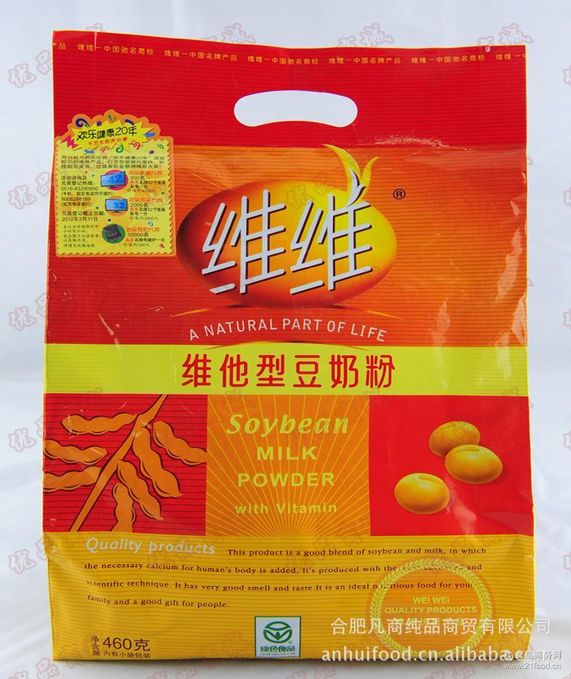 460g维维维他型豆奶粉