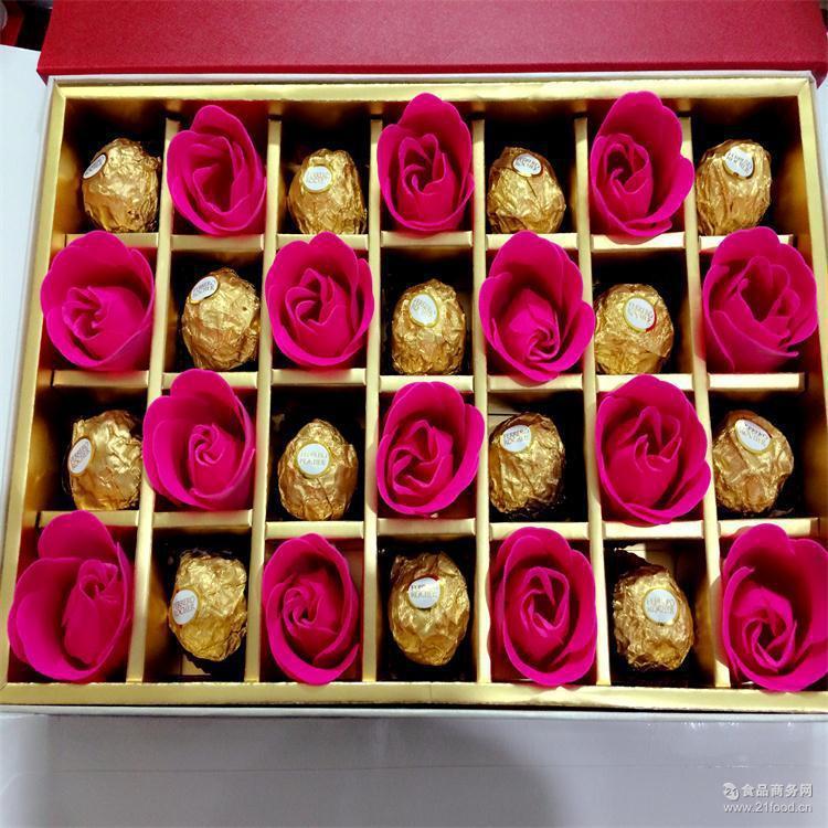 28格费列罗巧克力*私人定制款生日节日礼物爆款一件代发