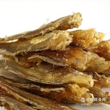 休闲零食 涨潮海产 香烤小黄鱼干零食即食海鲜黄花鱼干片30g