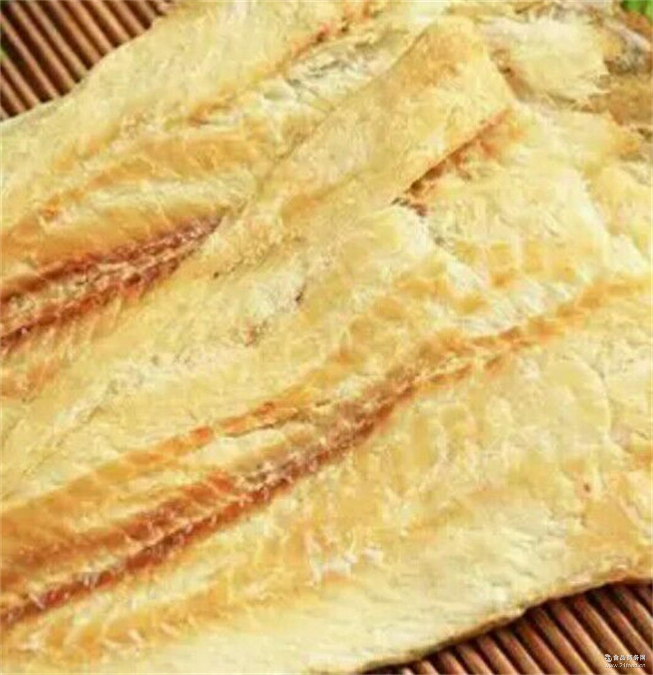 250g 青岛特产碳烤鳕鱼片 批发零售 烤鱼片 鱼片干 即食海鲜零食