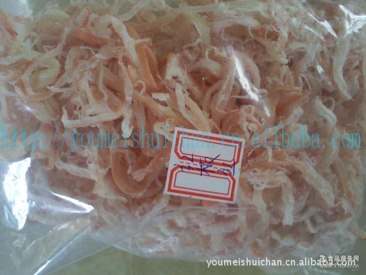 红鱿鱼丝红板丝厂家直销海产品休闲食品特产零食