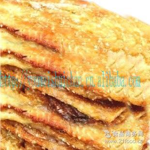 方片海产品休闲食品特产零食销向全国各地芝麻烤鱼片