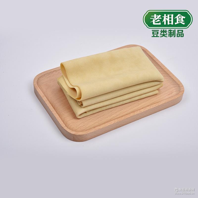千张 豆腐皮 手工厚百叶 批发代加工 老相食 薄豆腐