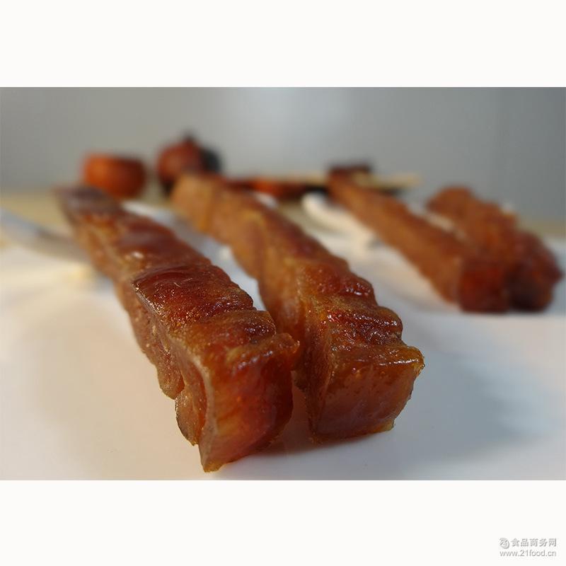 1968筷子肉干台湾风味猪肉脯休闲零食小吃香辣胡椒猪肉干猪肉铺