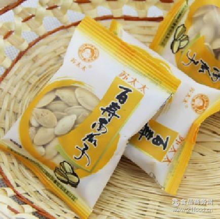 休闲年货坚果炒货零食品批发 热销苏太太百寿南瓜子5斤/包