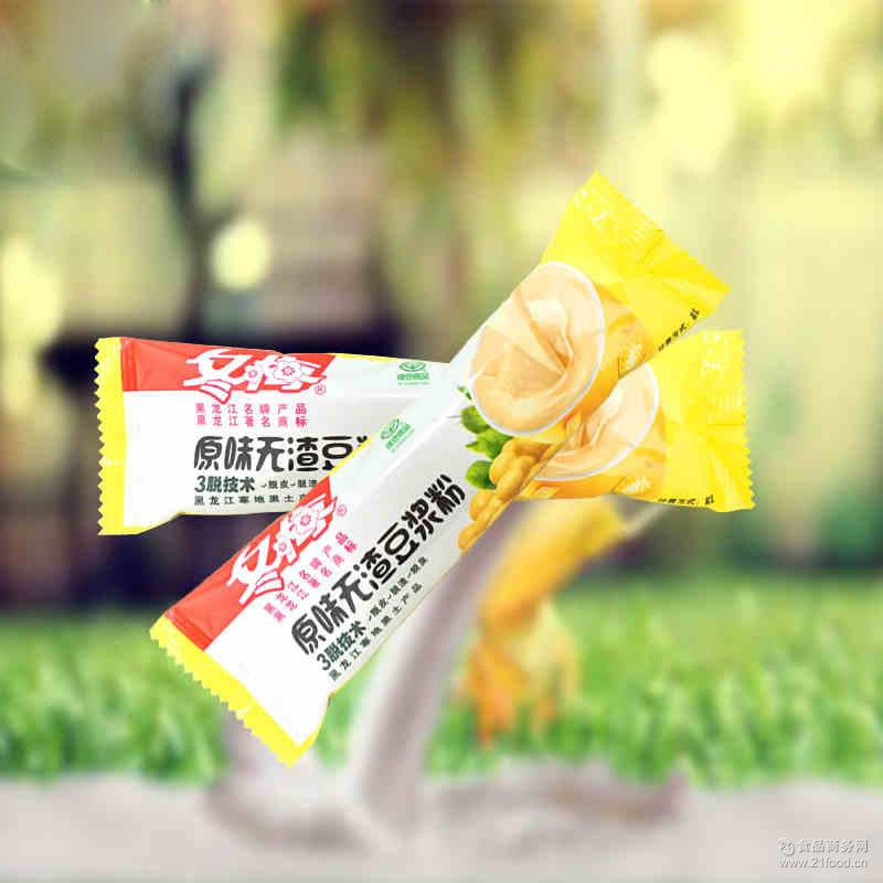 冬梅厂家直销批发原味豆浆粉冲调饮料固体饮料豆奶粉食品饮料