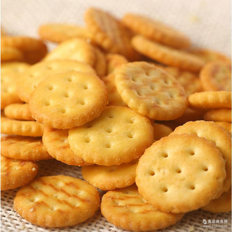 越南休闲进口零食 150g饼干零食批发 回味工坊芝士味迷你松脆饼干