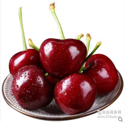 大樱桃车厘子 3斤空运包邮 山东美早 现货美早 现摘现发 新鲜水果