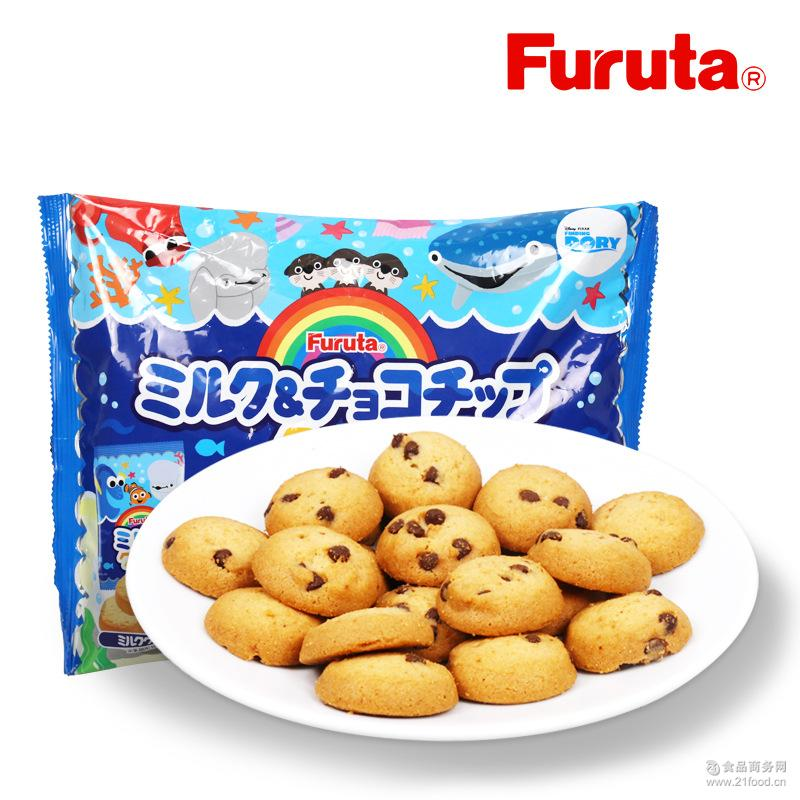 FURUTA富璐达日本进口海底总动员曲奇饼干(组合装)进口零食