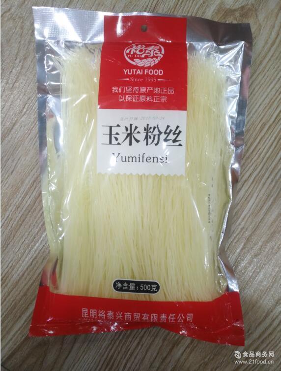 500g云南特产小吃干货玉米粉丝方便食品