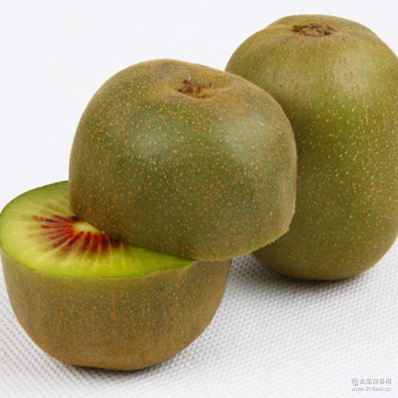 5斤装 四川蒲江红心猕猴桃 产地直销 新鲜猕猴桃套袋中果