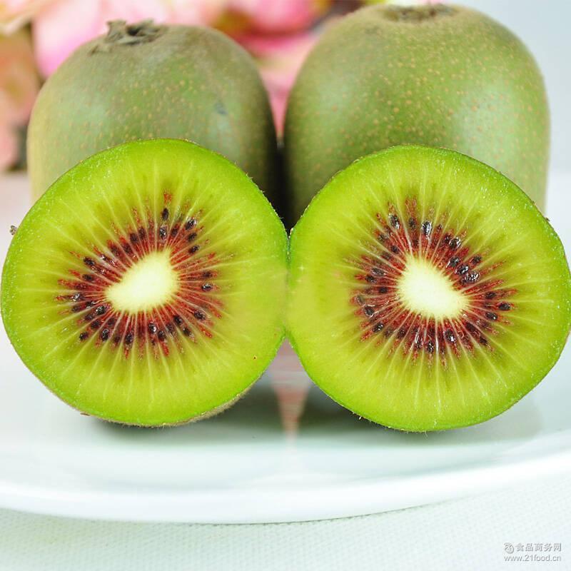 蒲江红心猕猴桃水果一件代发 四川蒲江猕猴桃12粒装单果90g~135g