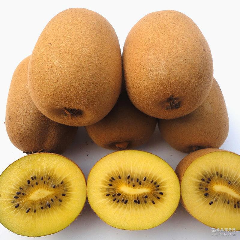 奇异果产地批发 新鲜水果 黄心猕猴桃5斤装 热火销售中 正宗雅安