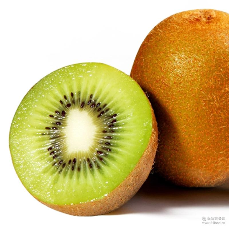 大果80g以上 酸甜美味 海沃德奇异果 绿心果猕猴桃