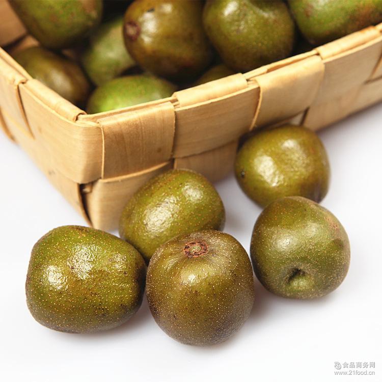 【美果壹家】有机认证 乐业红心猕猴桃奇异果 广西新鲜水果
