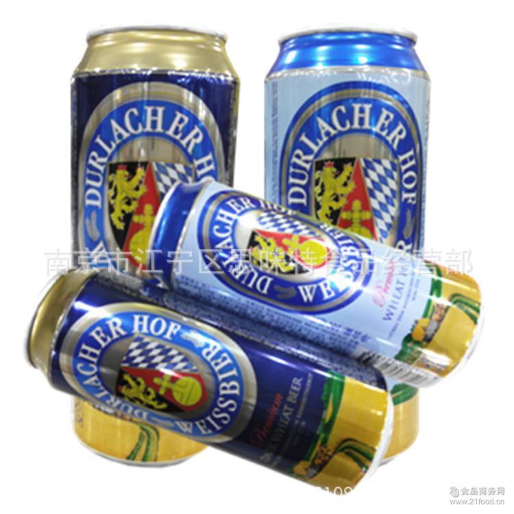 一件代发 德拉克黑啤/小麦啤酒500ml 德国进口 整箱24听