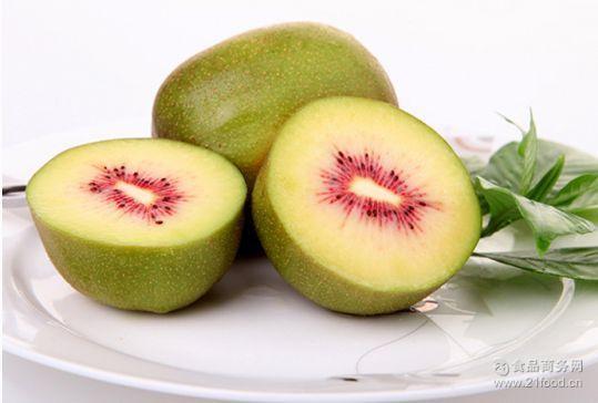 蒲江红心猕猴桃5斤装鲜果当日采摘产地直发