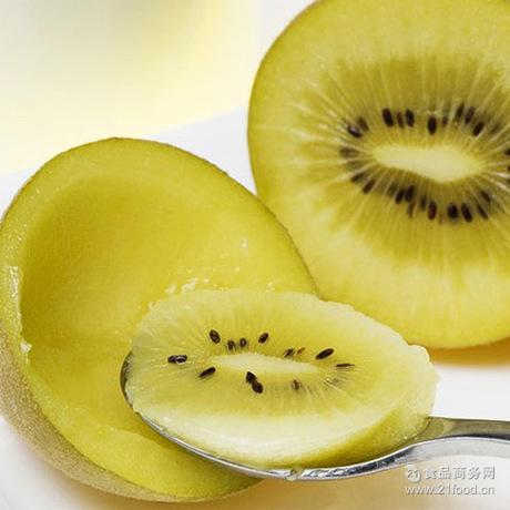 蒲江产地直销 奇异果 单果90-110g大果 黄心猕猴桃 金艳猕猴桃