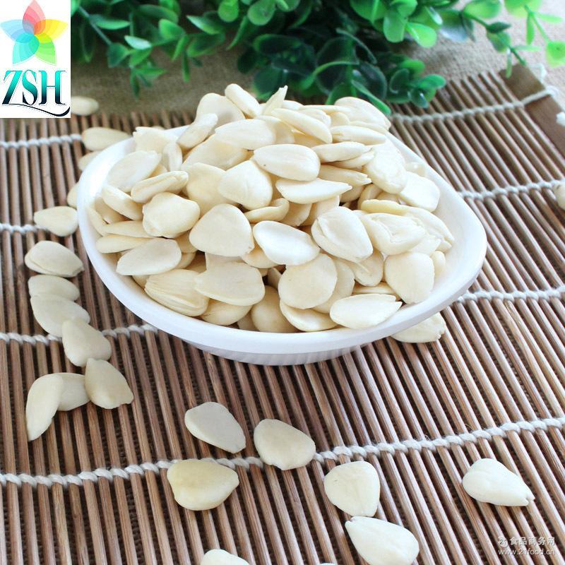 自然美味南杏仁厂家供应批发 去皮脱苦优质杏仁片 品味智生活