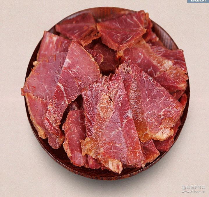 山西特产冠陶漂洋过海酱牛肉400g批发兼零售