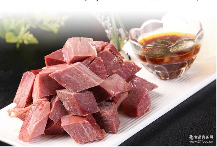 传统风味干制牛里脊肉 山西特产牛里脊肉500g 批发兼零售精制牛肉