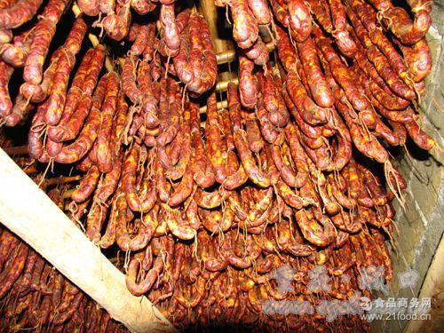 健康绿色食品 腊肉批发精选农家饲养土猪肉 正宗川味儿腊香肠