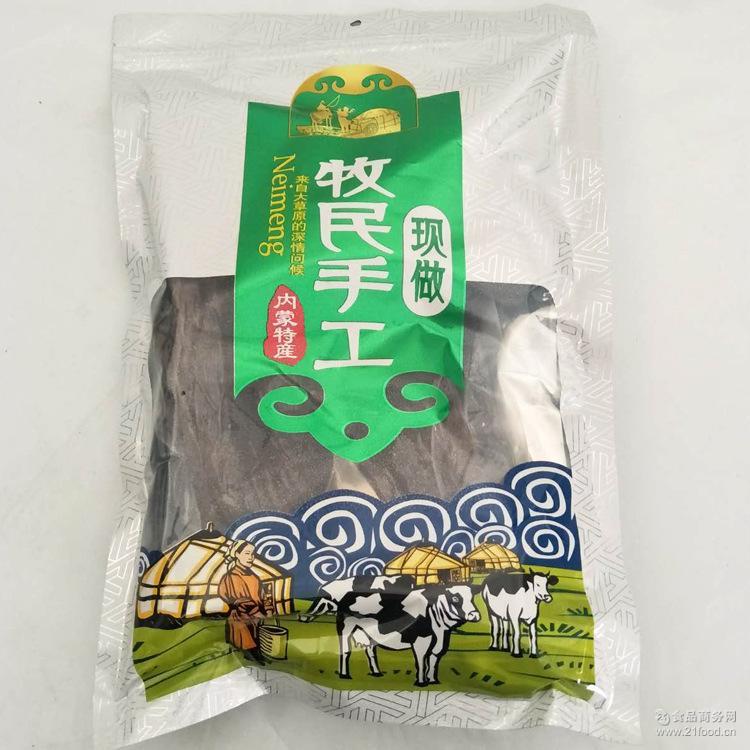 休闲食品牛肉干散装 零食 牧民手工碳烤牛肉干内蒙古风干牛肉干