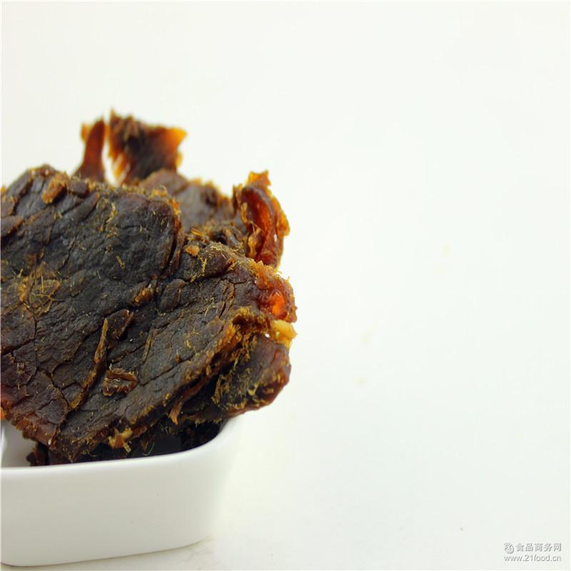 毛重150克 特产零食品手撕五香牛肉片 全国包邮 温州风味黑牛肉干