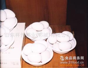 种蛋 农民养殖专业合作社供应新鲜鹅蛋 食用柴鹅蛋