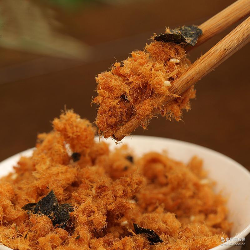 长鸿肉松烘焙肉松寿司蛋糕面包房1公斤装香酥/海苔肉松热销批发