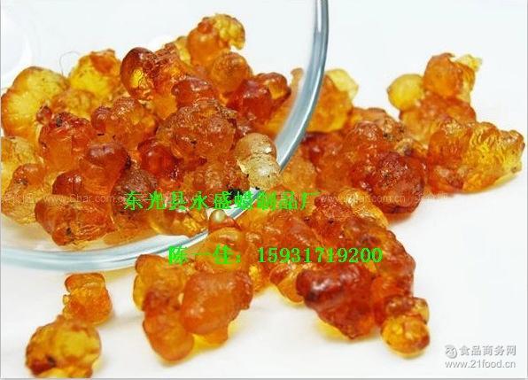桃胶粉 价格便宜 桃胶 供应 阿拉伯树胶