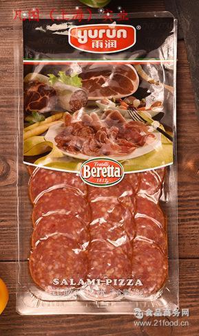 雨润萨拉米切片70G 披萨切片 比萨萨拉米肠切片