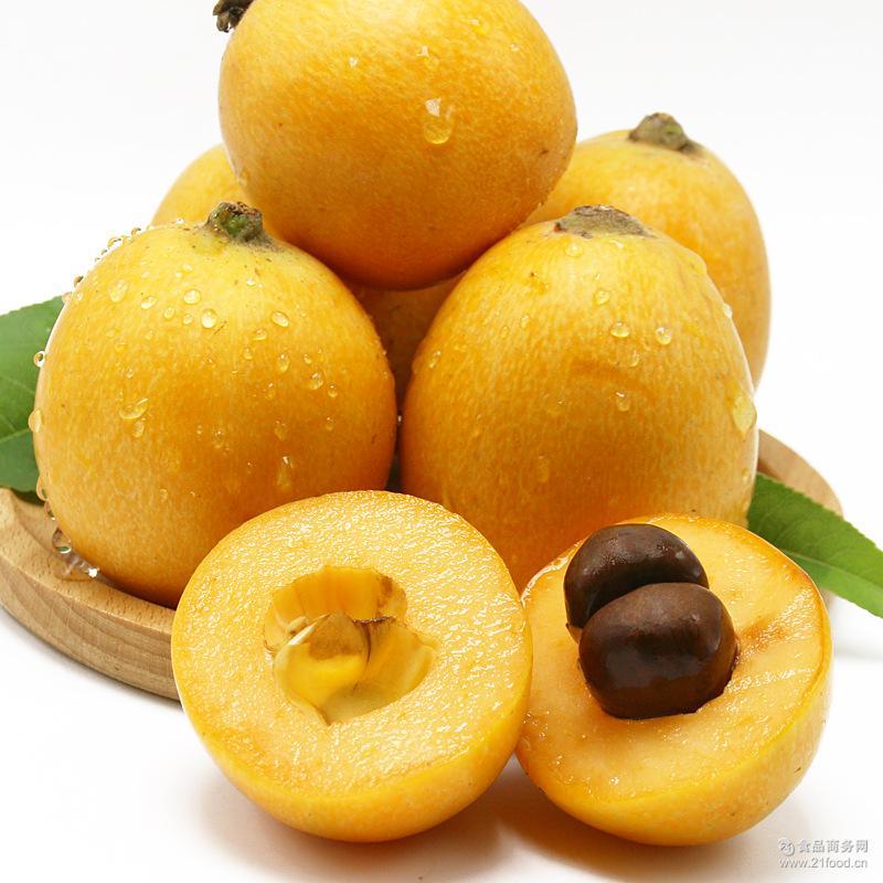汶川大五星枇杷新鲜水果 产地直销3斤装甜枇杷五星枇杷果一件代发
