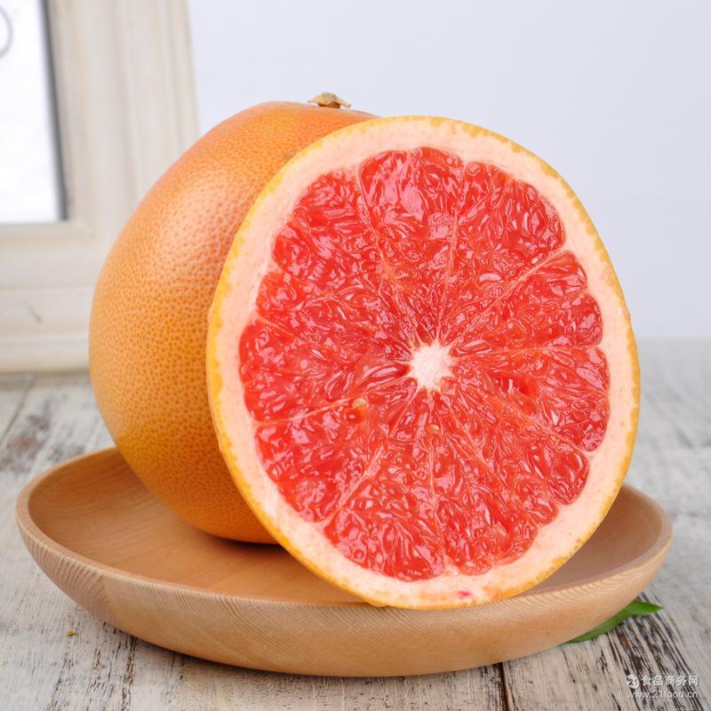 美国原产地进口红心西柚 6个装新鲜水果葡萄柚西柚批发