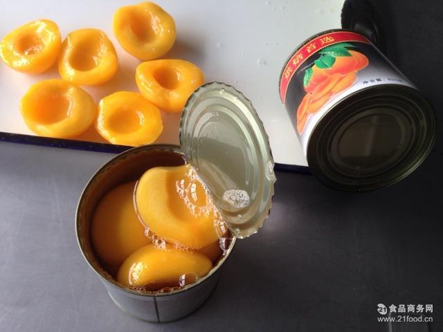 糖水黄桃罐头 3000克烘焙专用 酒店机场* 糖水菠萝罐头