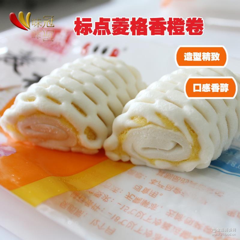 适合学校食堂幼儿园批发采购 北京面点小吃葱油花卷