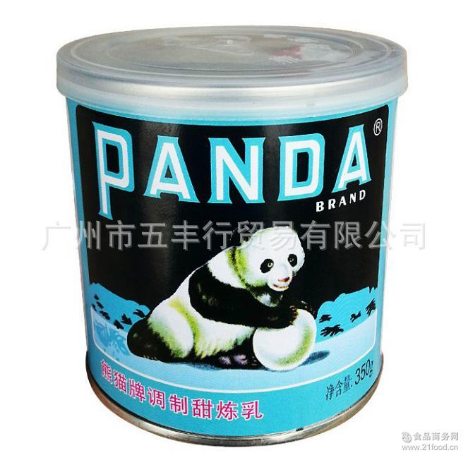 熊猫牌调制甜炼乳350g