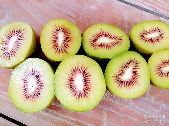 蒲浦江红心猕猴桃新鲜水果奇异果孕妇时令水果