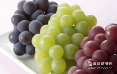 果肉脆甜 葡萄简装2.5公斤装 爽口 新鲜优质葡萄