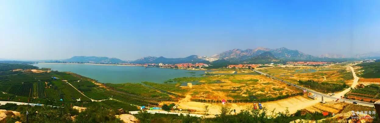 """位于风景秀丽的""""中国葡萄之乡""""大泽山,坐落在大泽山*的中心地理位置泽"""