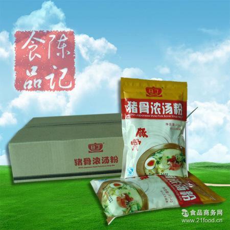 【即兑即用】日丁猪骨汤粉(454g*12袋)
