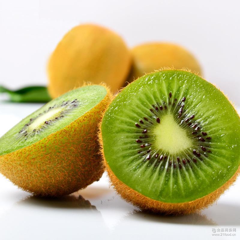智利进口猕猴桃奇异果绿果大果清甜多汁6个装包邮一件代发