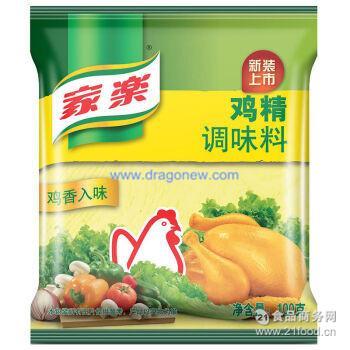 调味料餐饮煲汤火锅烧烤调味料 联合利华出品 家乐鸡精100g*8*15