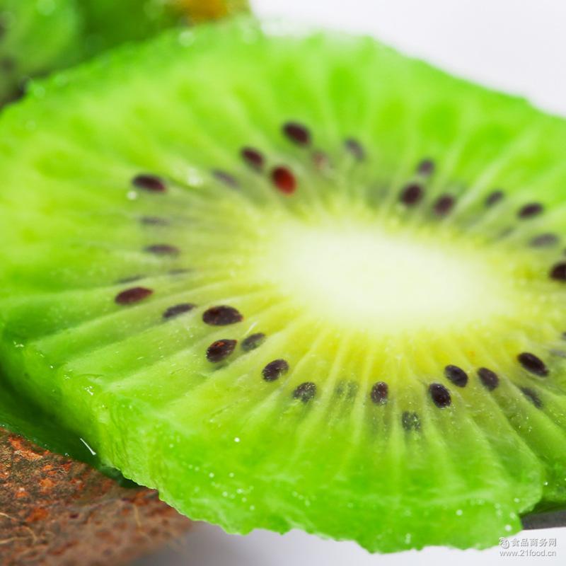现货2017年新鲜有机水果伏牛山西峡徐香猕猴桃5斤装25个装奇异果